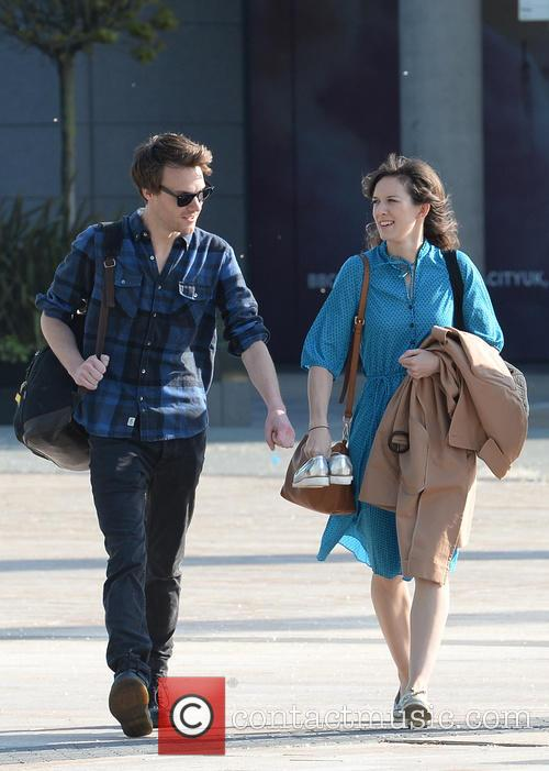 Hugh Skinner and Louise Ford 3