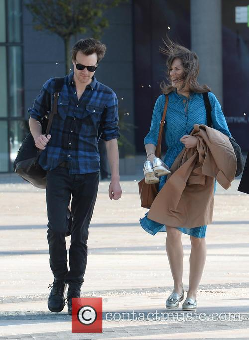 Louise Ford and Hugh Skinner 3