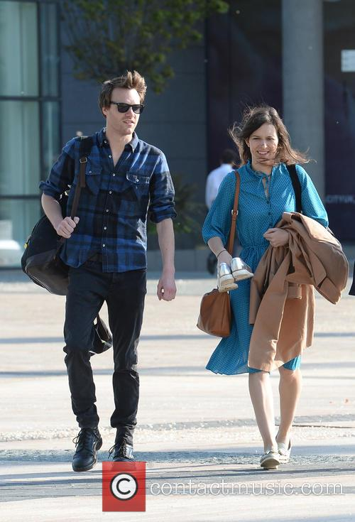 Louise Ford and Hugh Skinner 5
