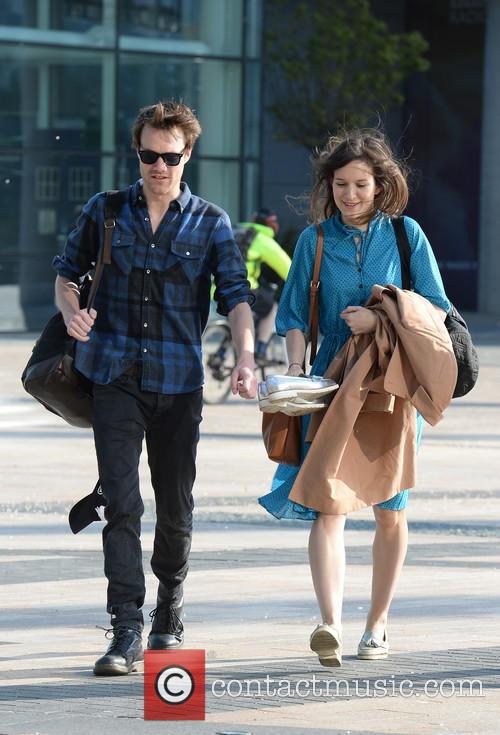 Hugh Skinner and Louise Ford 7