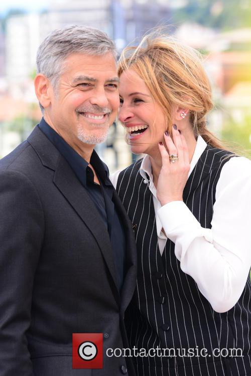 George Clooney and Julia Roberts 10