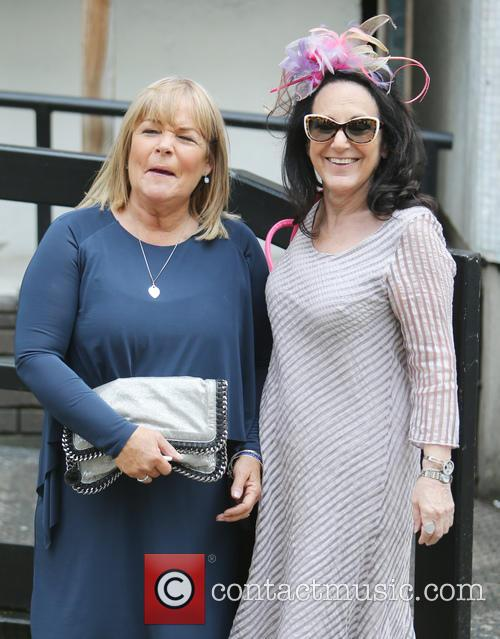 Linda Robson and Lesley Joseph 9