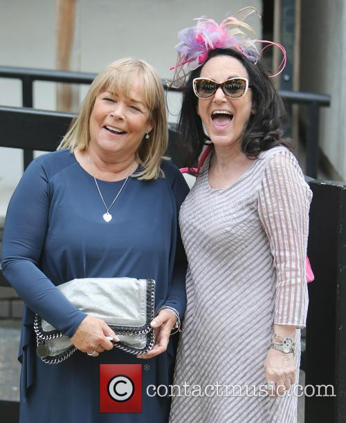 Linda Robson and Lesley Joseph 10