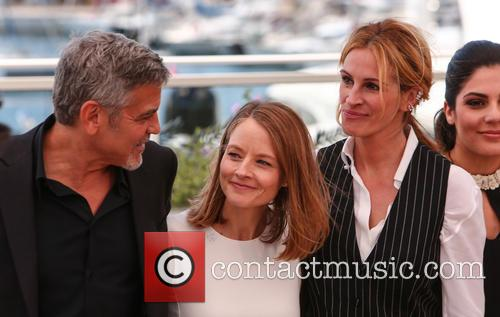 George Clooney, Julia Roberts and Jodie Foster 4