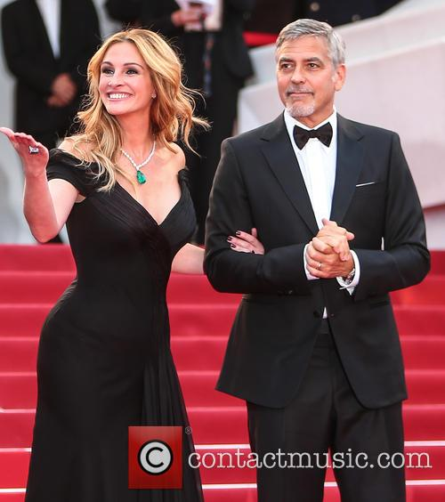 Julia Roberts and George Clooney 4