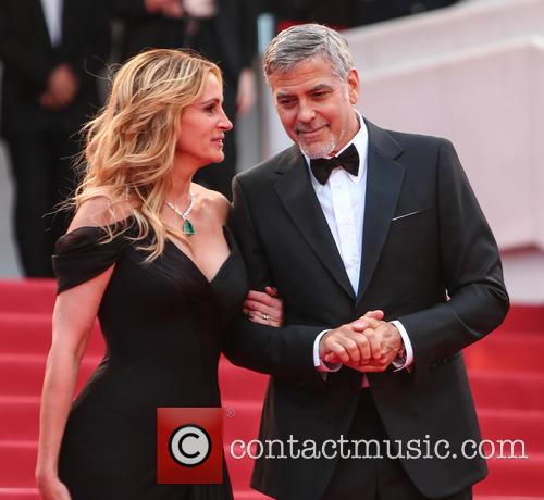 Julia Roberts and George Clooney 5