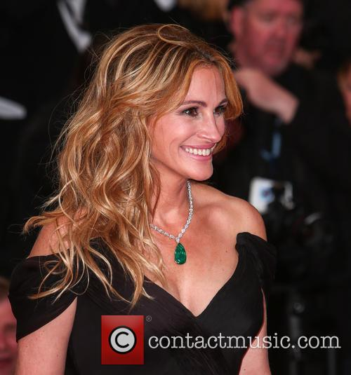 Julia Roberts at Cannes Film Festival