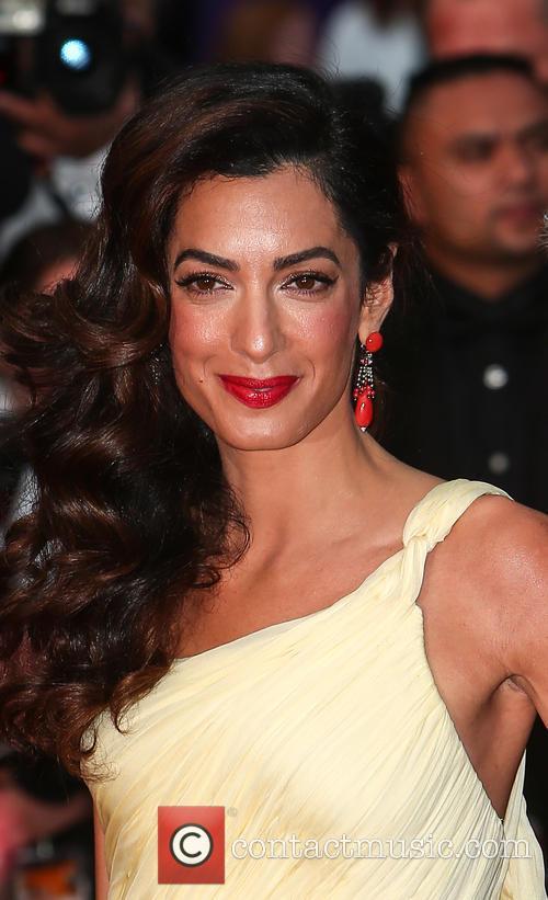 Amal Clooney and Amal Alamuddin 2