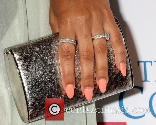 Grace Gealey With Engagement Ring 2