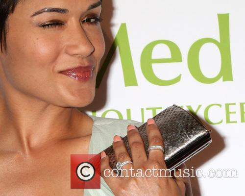 Grace Gealey With Engagement Ring 3