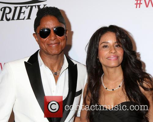 Jermaine Jackson, Halima Rashid and Guest 5