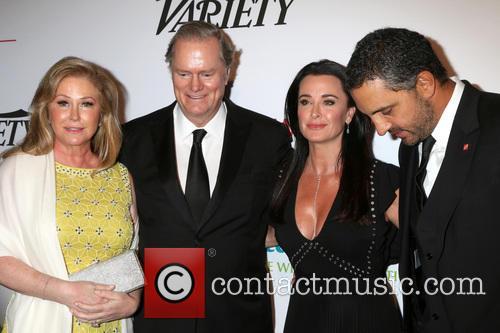 Rick Hilton, Kathy Hilton, Kyle Richards and Mauricio Umansky 1