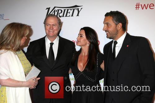Rick Hilton, Kathy Hilton, Kyle Richards and Mauricio Umansky 2