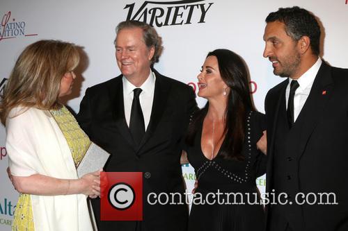 Rick Hilton, Kathy Hilton, Kyle Richards and Mauricio Umansky 3