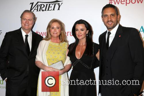 Rick Hilton, Kathy Hilton, Kyle Richards and Mauricio Umansky 4