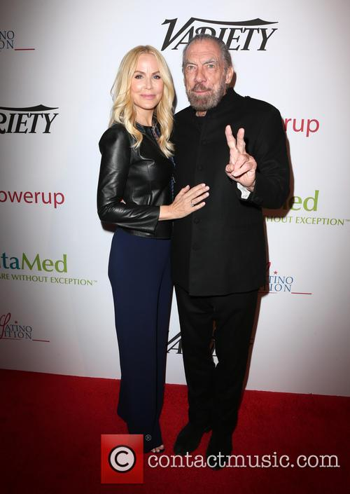 Eloise Dejoria and John Paul Dejoria 1