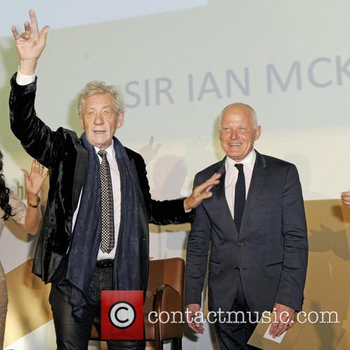 Michael Cashman and Ian Mckellen 1