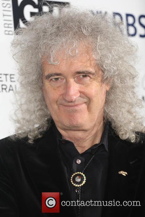 Brian May 3