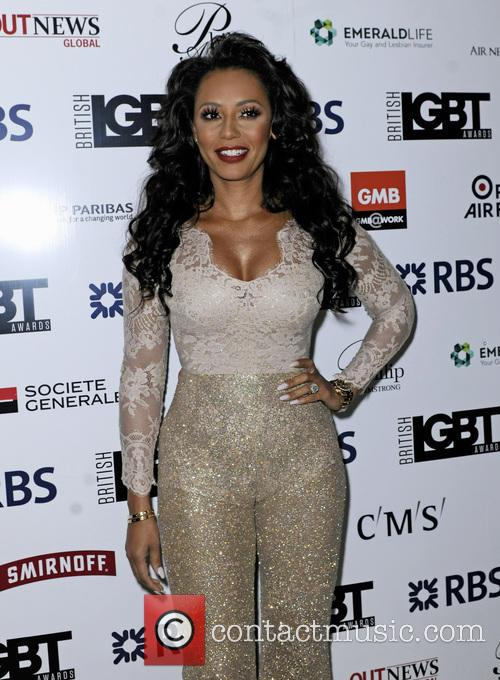 Mel B Offers Reward To Help Catch Man Who Broke Into Her Car
