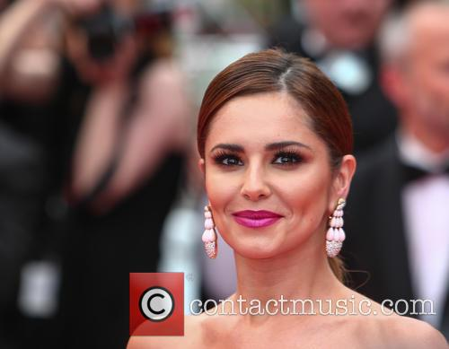 Cheryl seen at Cannes earlier this year