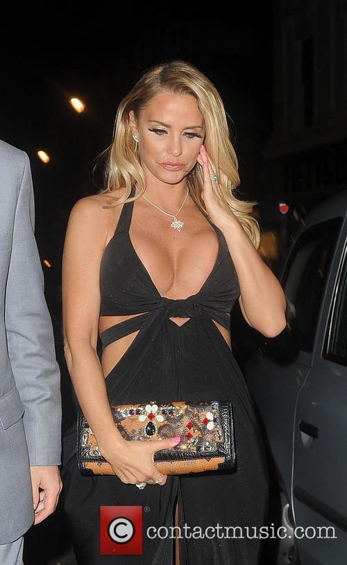 Katie Price's Decision To Go To Rehab Motivated By Mother's