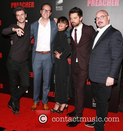 Joseph Gilgun, Ruth Negga and Dominic Cooper 3