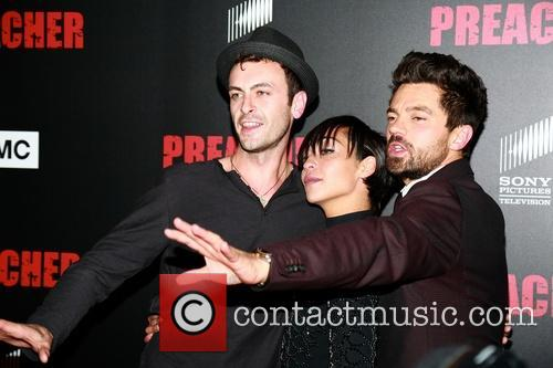 Joseph Gilgun, Ruth Negga and Dominic Cooper 4