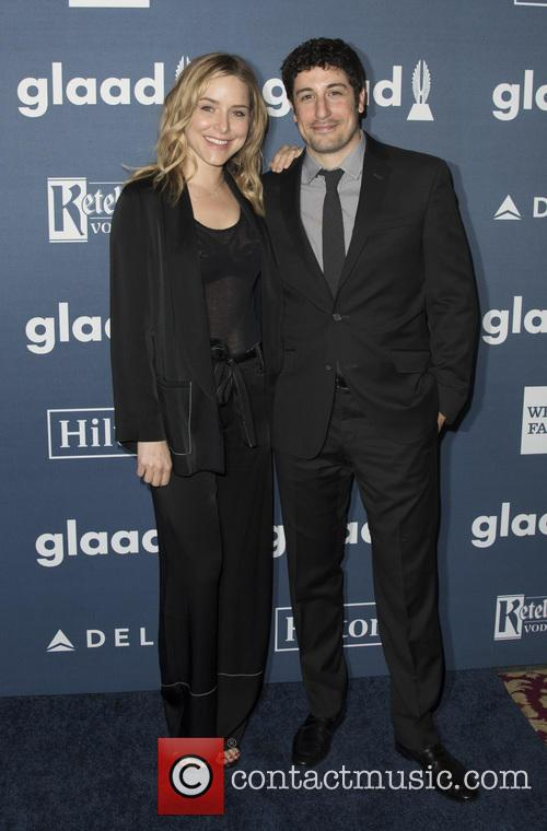 Jenny Mollen and Jason Biggs 1