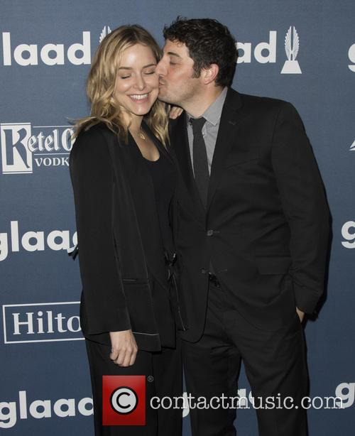Jenny Mollen and Jason Biggs 2