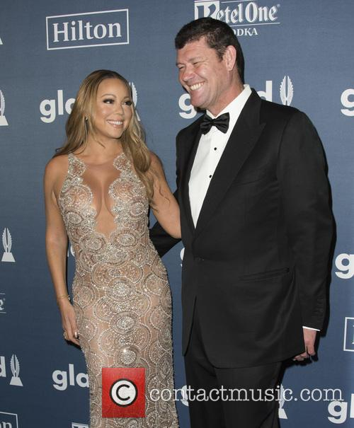 Mariah Carey and James Packer 4