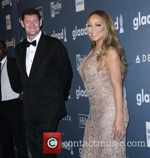 James Packer and Mariah Carey 1