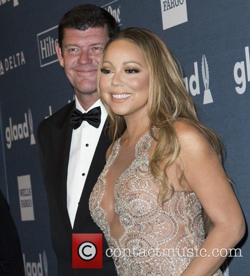 James Packer and Mariah Carey 2