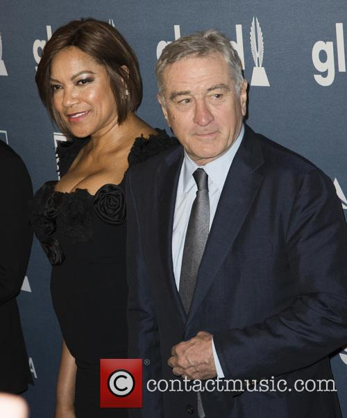 Grace Hightower and Robert De Niro 3