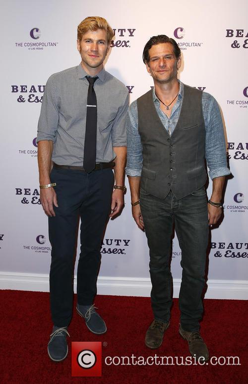 Austin Stowell and Mark Kassen