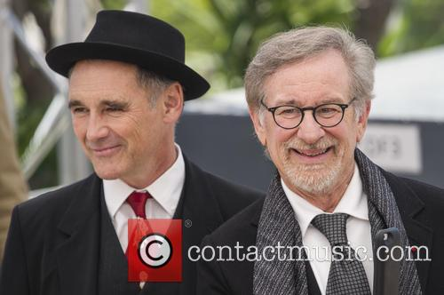 Mark Rylance and Steven Spielberg 3