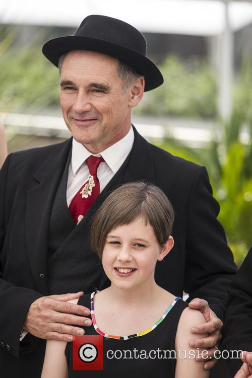 Mark Rylance and Ruby Barnhill 5