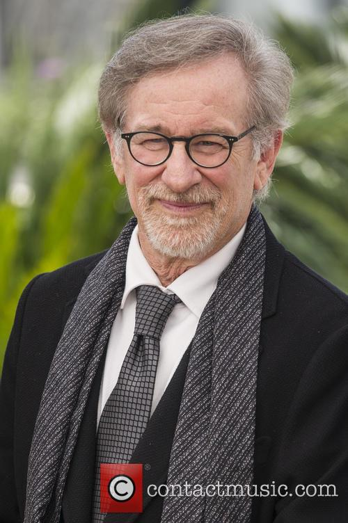 Steven Spielberg Receives Ultimate Honour: A Gold Blue Peter Badge
