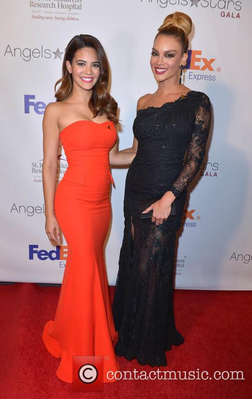 Alina Robert and Zuleyka Rivera 7