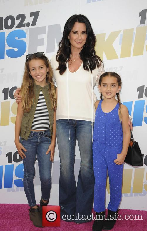 Kyle Richards and Portia Umansky 1