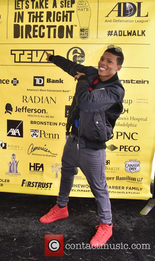 Bryshere Y. Gray and Yazz The Greatest 9