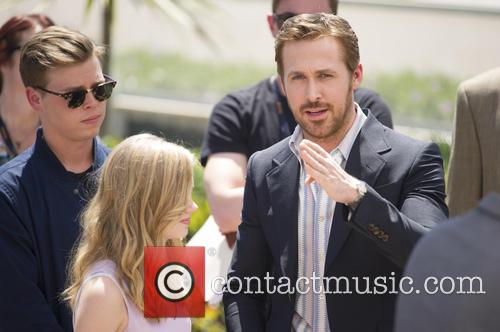 Ryan Gosling and Angourie Rice 1