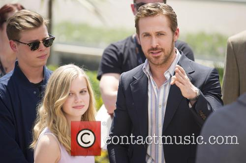 Angourie Rice and Ryan Gosling 3