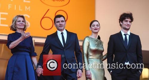 Marion Cotillard, Nicole Garcia, Louis Garrel and Alex Brendemuhl 3