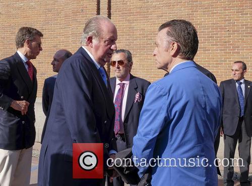 Juan Carlos I and José Ortega Cano 3
