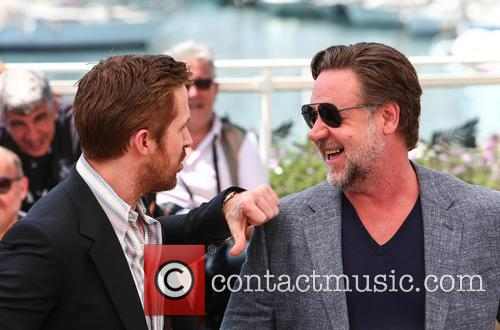 Russell Crowe and Ryan Gosling 9