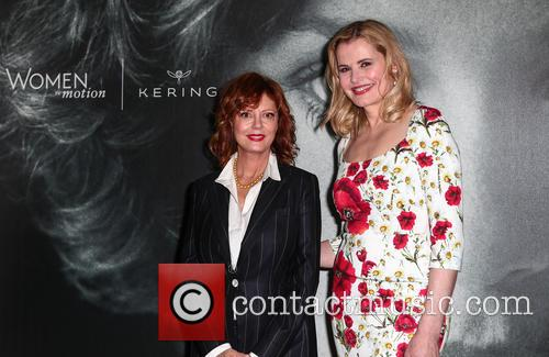 Geena Davis and Susan Sarandon 7