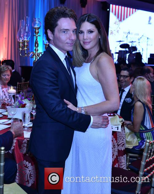 Richard Marx and Daisy Fuentes 1