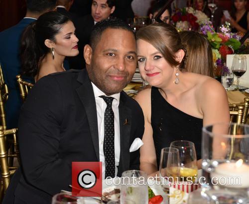 Tony Dandrades and Amy Reyes 1