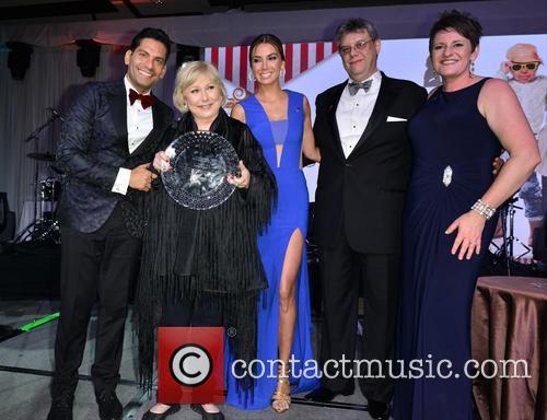 Ismael Cala, Cristina Saralegui, Julio C. Barrionuevo and Emily Callahan 1