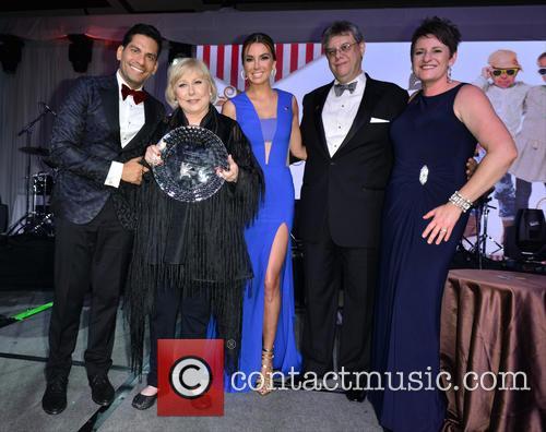 Ismael Cala, Cristina Saralegui, Julio C. Barrionuevo and Emily Callahan 2